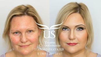 Обучение макияжу, курсы макияжа