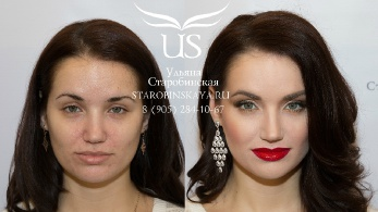 Обучение макияжу для себя, обучение прическе для себя